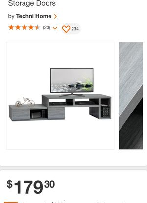 Tv stand ((look at my other items)) for Sale in Phoenix, AZ