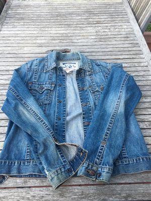True Religion World Tour Trucker Jacket for Sale in Germantown, MD