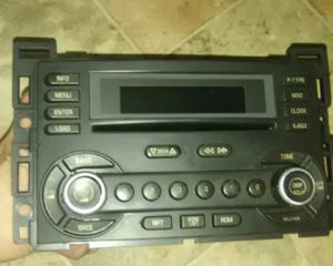 GM CD Player for Sale in Clinton, IA