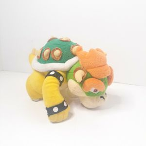 Super Mario Bros King Bowser Koopa Plush Toy Stuffed Animal Doll 10 inch for Sale in Los Angeles, CA