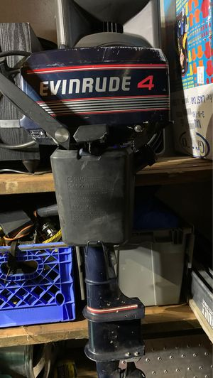 Evinrude4 for Sale in Bothell, WA