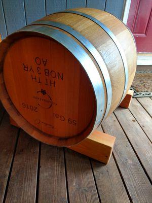 Dog house wine barrel for Sale in Estacada, OR