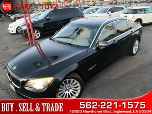 2009 BMW 7 Series for Sale in Inglewood, CA