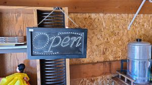 Led open sign for Sale in Boise, ID