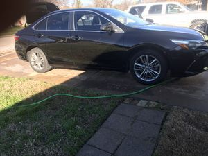 2015 Toyota Camry great condition for Sale in Dallas, TX