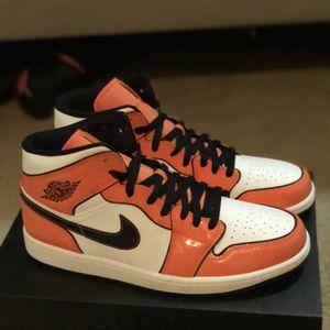 """Jordan 1 """"Turf Orange"""" Size 10.5 for Sale in Lawrenceville, GA"""