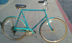 "Schwinn World Tourist men's blue 26"" bike for Sale in Smyrna, GA"