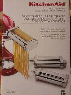Pasta maker kitchenaid for Sale in Xenia, OH