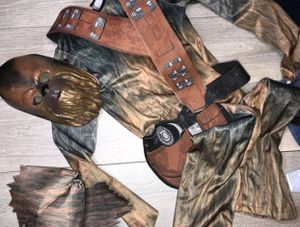 Disney Chewbacca Costume Medium in KiDS missing pieces for Sale in Paramount, CA