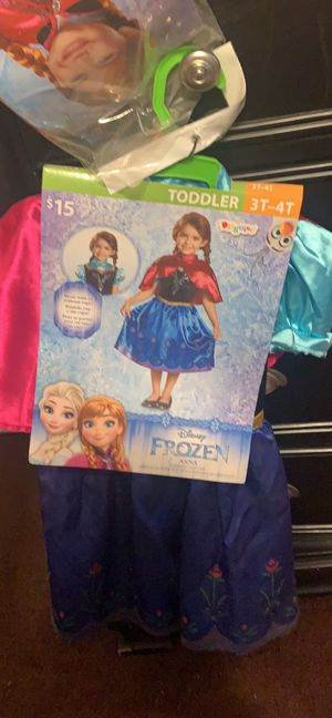 Anna dress costume for Sale in Oakland, CA