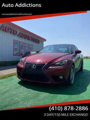 2014 Lexus IS 250 for Sale in Elkridge, MD
