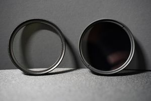 Hoya 49mm circular polarizer, and UV filter for Sale in Vancouver, WA