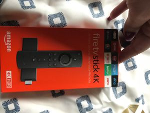 Fire tv stick 4K for Sale in Seattle, WA