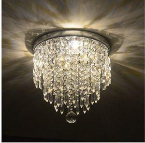 Crystal Chandelier Ball Light Modern Flush Mount Hanging Ceiling Pendant Lamp for Sale in Plano, TX