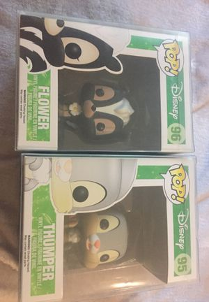 Disney funko pops for Sale in Lynwood, CA