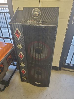 Ibastek speaker for Sale in Houston, TX