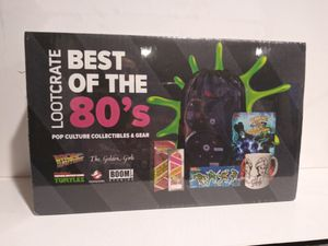 Best of the 80's gift set for Sale in Fayetteville, AR