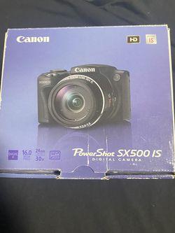 Canon Power shot Sx500 for Sale in Dallas,  TX