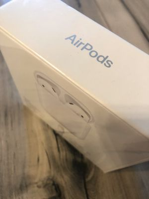 Apple AirPods 2nd gen 100% Genuine Guaranteed for Sale in Stockton, CA