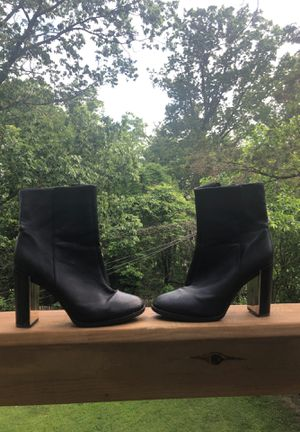 Black ankle boot for Sale in Baltimore, MD