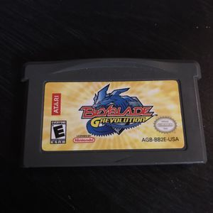 Beylade G-Revolution for Gameboy Advance for Sale in Compton, CA