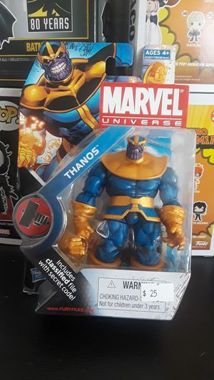 Marvel universe thanos for Sale in San Diego, CA