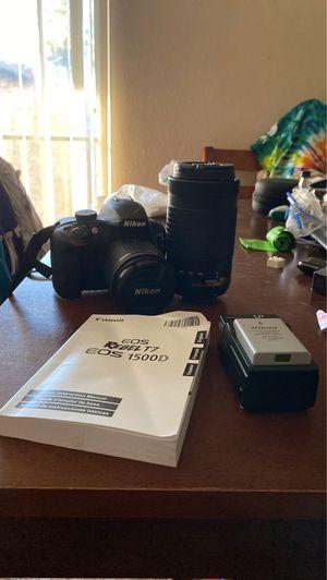 Nikon d3400 for Sale in Phoenix, AZ