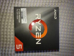 AMD Ryzen 5 3600 CPU Computer Processor for Sale in Downey, CA