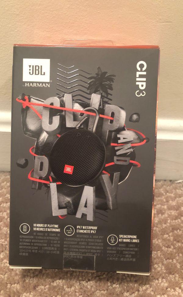 JBL Bluetooth Waterproof Speaker