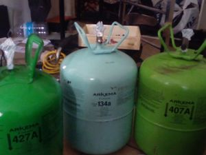 75$ a bottle Freon 427A ,134A,407A brand new still sealed for Sale in Las Vegas, NV