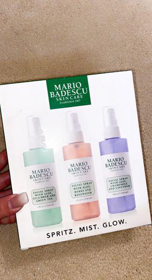 Mario Badescu Facial Sprays (Set of 3) for Sale in Westminster, CO