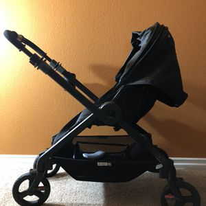 Ergobaby 180 Reversible stroller in Black: (Retail: $399 // $504 with included accessories) for Sale in Los Angeles, CA