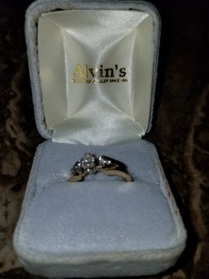 Alvin's Wedding ring size 6 14 kt for Sale in Casselberry, FL