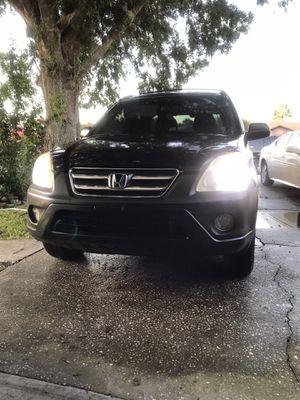2006 Honda CRV for Sale in Kissimmee, FL