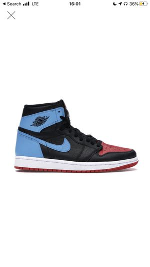 """Jordan 1 """"UNC to CHI"""" Size 11 W / 9.5 M for Sale in Lawrenceville, GA"""