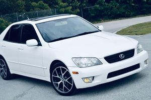 2003 Lexus IS 300 for Sale in Fort Worth, TX