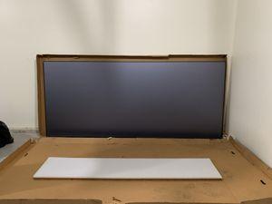 """Screen Innovations - Black Diamond - Zero Edge - 144"""" - Projector Screen - 2:35:1 for Sale in Chicago, IL"""