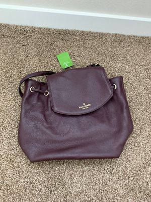 Never used Kate Spade small backpack for Sale in Phoenix, AZ