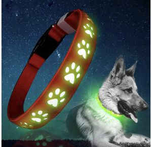 LED Safety Dog Collar Medium for Sale in New Port Richey, FL