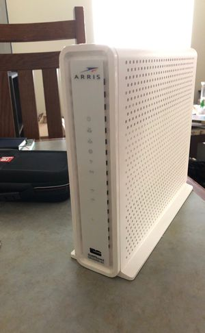 Arris SURFboard Modem/Router for Sale in Columbus, OH
