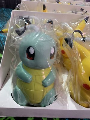 Rare 1998 Pokemon squirtle sipper bottle for Sale in Los Angeles, CA