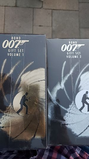 007 VHS collection for Sale in Los Angeles, CA