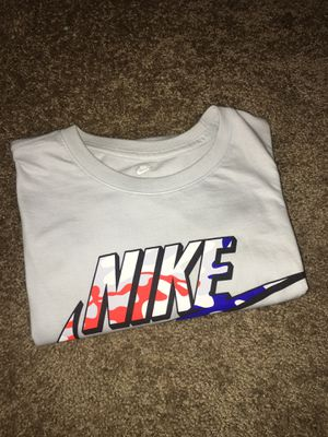 Camo Nike Logo T shirt for Sale in Aurora, CO