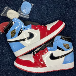 """Air Jordan Retro 1 """"Fearless UNC to CHI"""" for Sale in Fort Worth, TX"""
