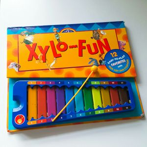 Xylo-Fun: 12 Easy-to-Play Favorites with Your Very Own Xylophone Book for Sale in Winchester, MA