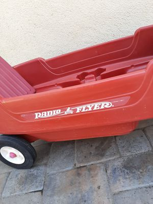 Radio flyer wagon for Sale in Campbell, CA