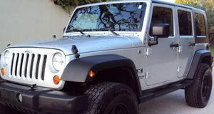 Fullyy a/c 07 Suv Jeep V6 4X4 $1800 Wrangler Unlimited for Sale in Vancouver, WA