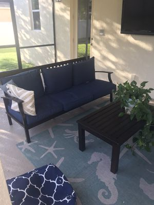 Outdoor Furniture Set for Sale in Apopka, FL