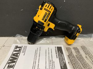 NEW! Dewalt 20V MAX Drill - TOOL ONLY for Sale in National City, CA