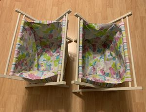 Magazine Rack Storage Bins Holders Collapsible Lot Of 2 for Sale in Beaverton, OR